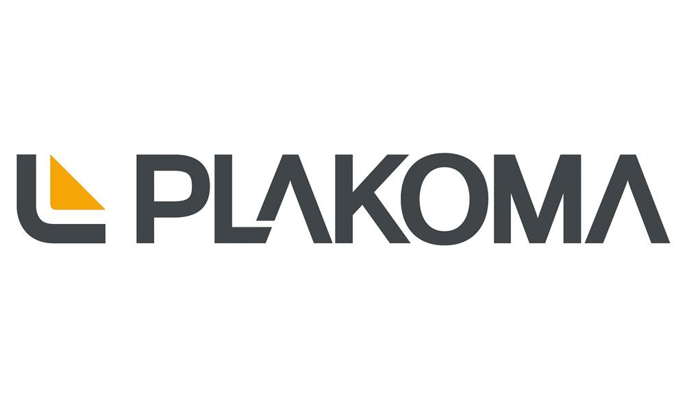 Logo Plakoma Referenz von IndMont