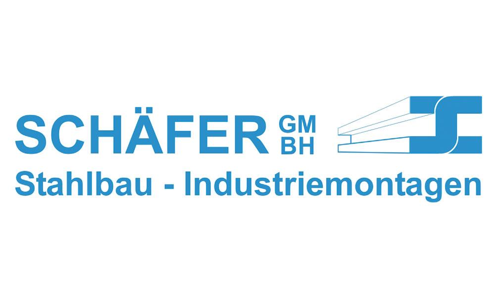Logo Stahlbau Schäfer Referenz von IndMont