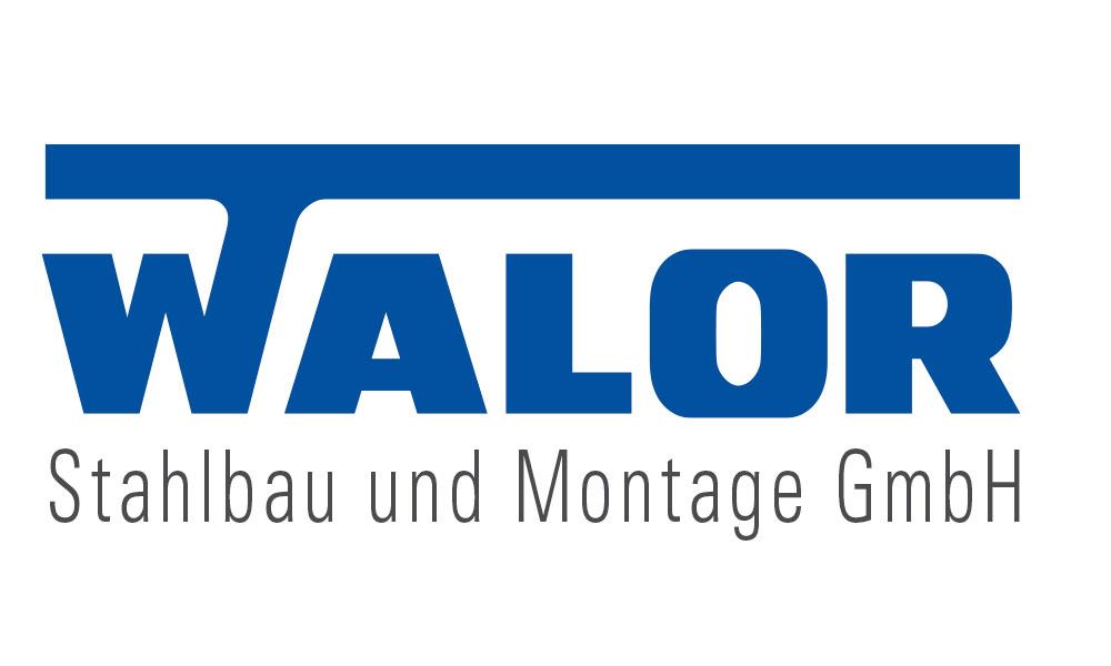 Logo Walor Referenz von IndMont