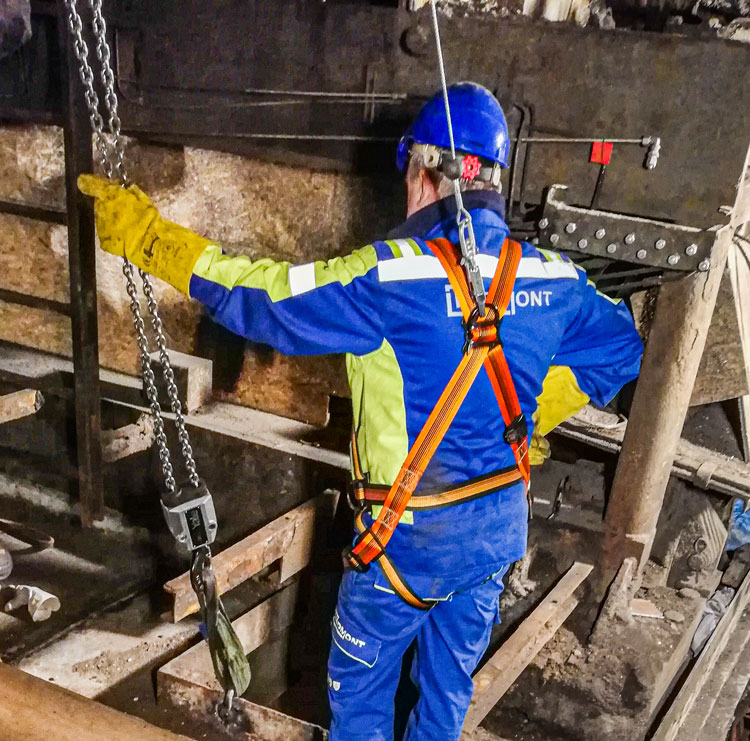 Monteur Stahlbau